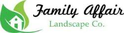 Family Affair Landscape Co. Logo