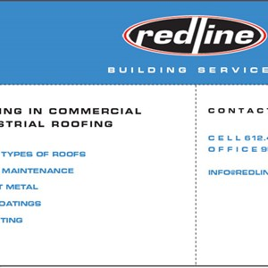 Red Line Services INC Logo