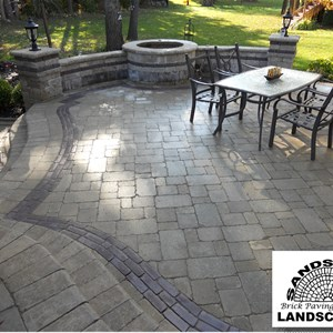 Concrete Pavers Patio