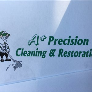 A Precision Cleaning Cover Photo