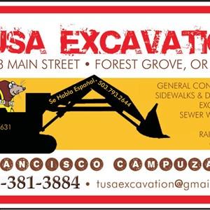 Tusa Excavation Cover Photo