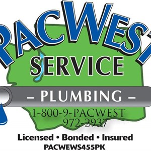 Pacwest Service Plumbing Cover Photo