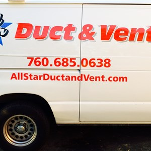 All Star Duct & Vent Cleaning Logo