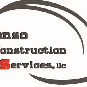 Alonso Construction Services Logo