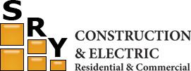 SRY Construction Logo