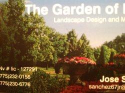 The Garden of Eden Logo