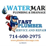 Watermark Plumbing & Drainage Cover Photo