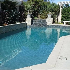 Fiberglass Pool Repair Services Logo
