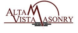 Alta Vista Masonry Logo