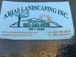 A Arias Landscaping INC Logo