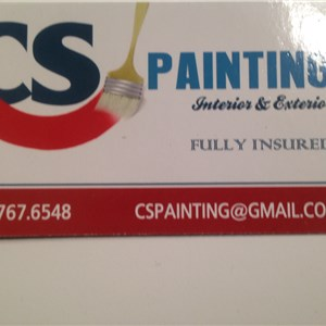 CS painting services Logo