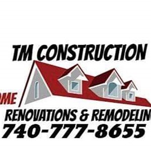 TM Construction Logo