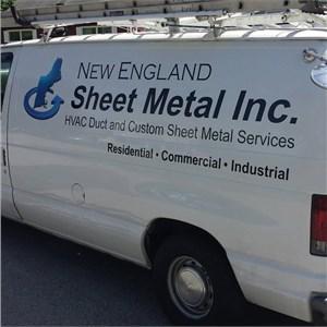 New England Sheet Metal Inc. Logo