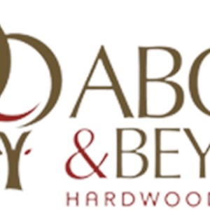 Above & Beyond Hardwood Flooring Logo
