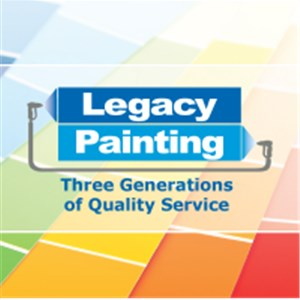 Legacy Painting Contractactors Logo