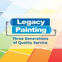 Legacy Painting Contractactors Logo