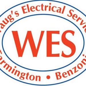 Waugs Electrical Service Logo