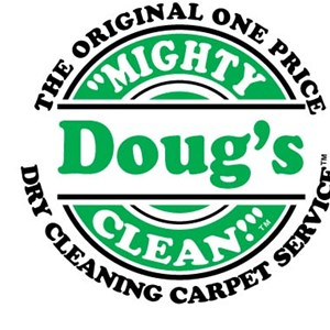 Dougs Mighty Clean Logo