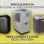 Heating And Cooling Systems Cost Contractors Logo