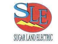 Sugar Land Electric Logo