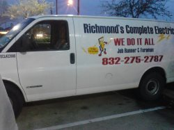 Richmonds Complete Electrical Service Logo