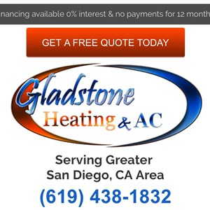 Gladstone Heating & Air Conditioning Cover Photo