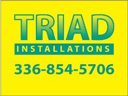 Triad Installations Logo