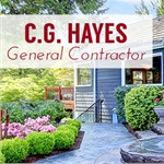 C.g.hayes General Contractor Logo