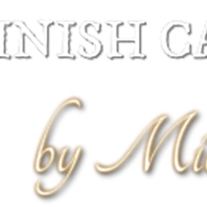 Finish Carpenbtry by Michael Pullen Cover Photo