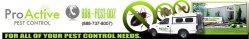 A One Pest Control Logo