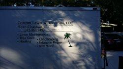Custom Lawn & Tree Care, LLC Logo