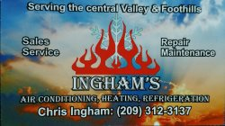 Inghams Hvac-r Logo