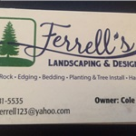 Ferrells Landscaping & Design Cover Photo