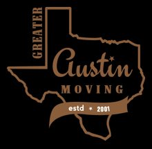 Greater Austin Moving Logo
