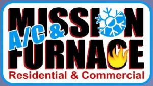 A C Mission & Furnace Logo