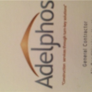 Adelphos Mechanical, Inc. Logo