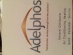 Adelphos Mechanical, Inc. Logo