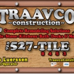 Traavco Construction Logo