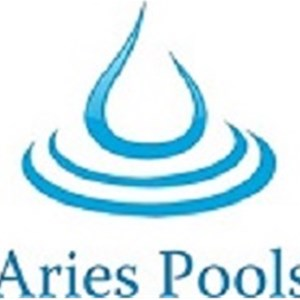 Aries Pools Logo