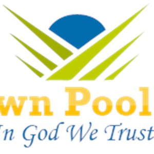 C&e Lawn & Pool Services Logo