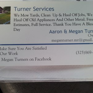 Turner Services Cover Photo