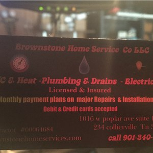 Brownstone Home Services, LLC Logo