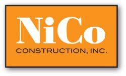 Nico Construction, Inc. Logo
