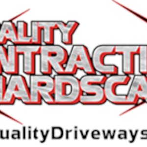 Quality Contracting & Concrete LLC Logo