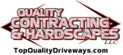 Quality Contracting & Concrete LLC Logo