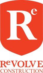 Revolve Construction Inc Logo