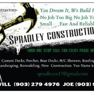 Spradley Construction Logo