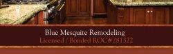 Blue Mesquite Remodeling, LLC Logo