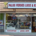 Palos Verdes Lock & Security Logo