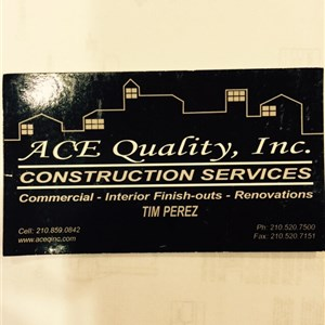 Ace Quality Construction Services, INC Logo